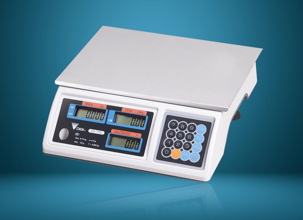 Waga elektroniczna Digi DS-700 E