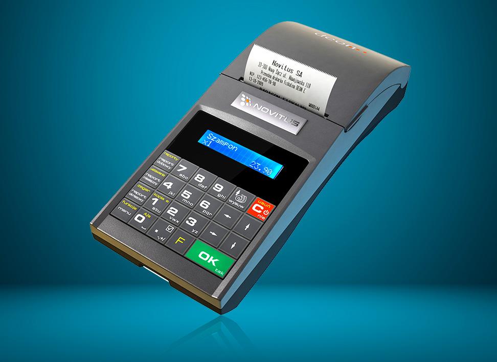 Cechy mobilnych drukarek fiskalnych
