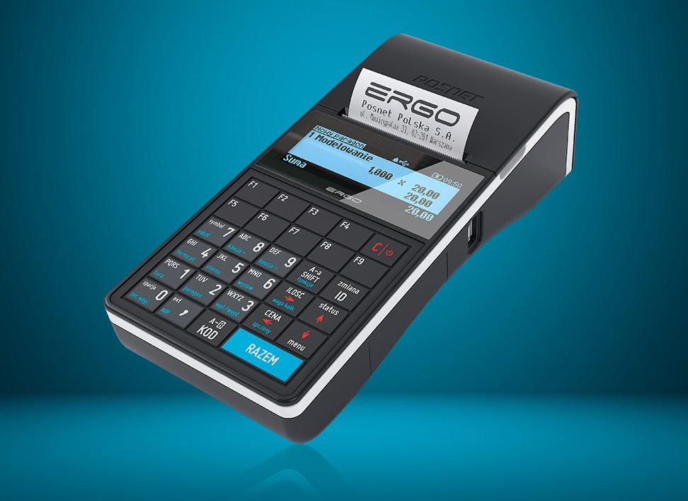Wielkość bazy PLU w kasie fiskalnej